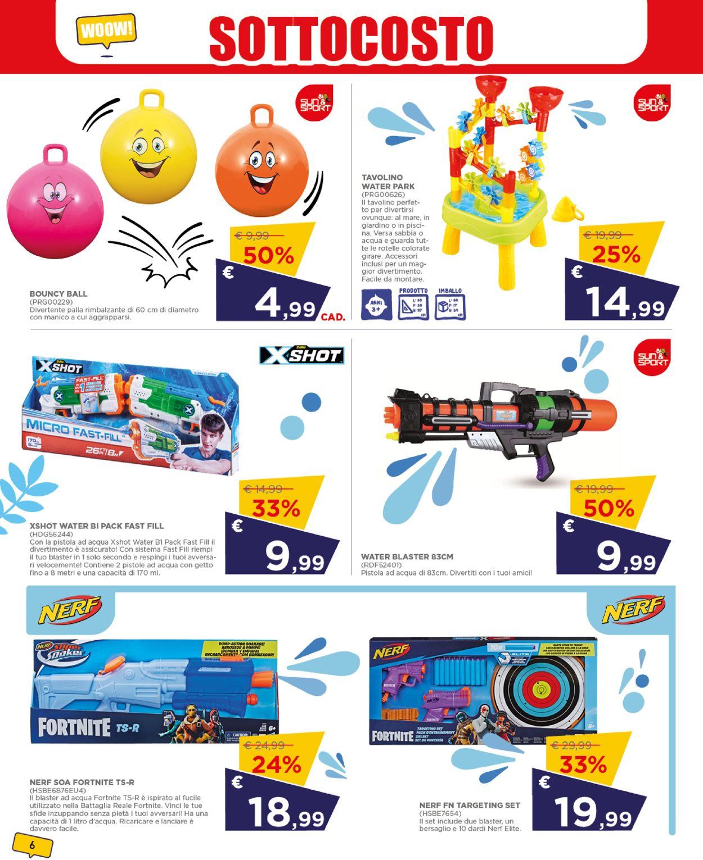 Volantino Toys Center - Offerte 24/06-03/07/2021 (Pagina 6)