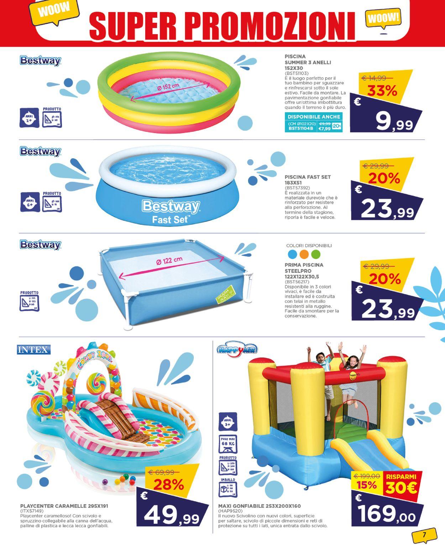 Volantino Toys Center - Offerte 24/06-03/07/2021 (Pagina 7)
