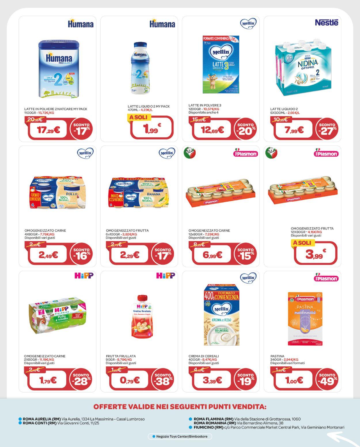 Volantino Toys Center - Offerte 24/06-03/07/2021 (Pagina 14)
