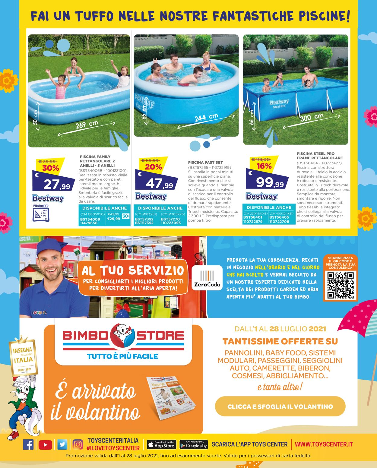Volantino Toys Center - Offerte 01/07-28/07/2021 (Pagina 12)