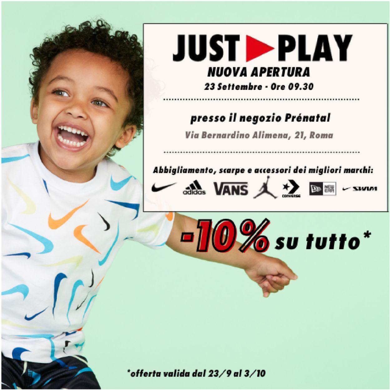 Volantino Toys Center - Offerte 23/09-03/10/2021