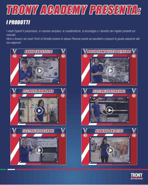 Volantino Trony - Offerte 08/08-04/09/2019 (Pagina 19)