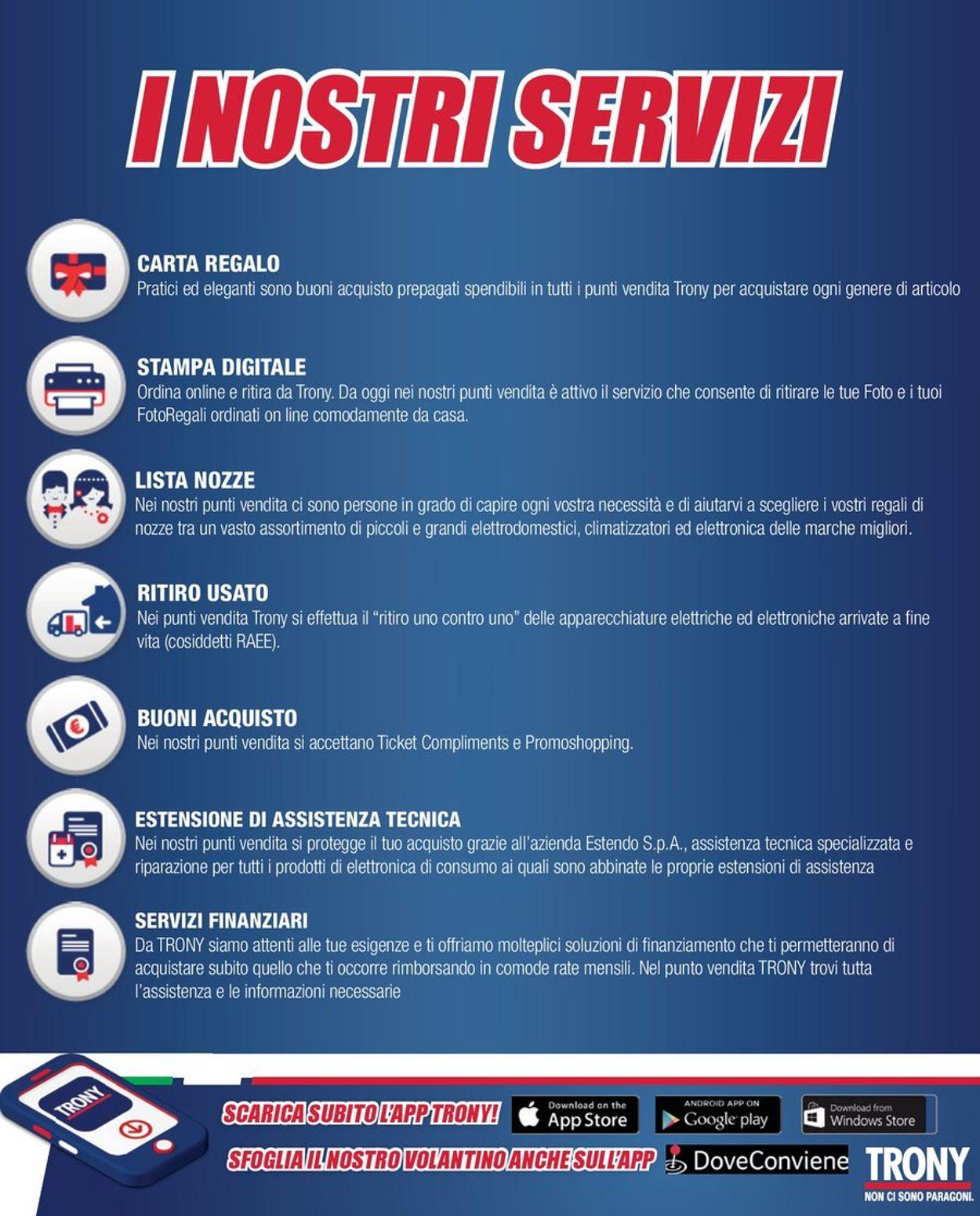 Volantino Trony - Offerte 13/01-31/01/2020 (Pagina 3)