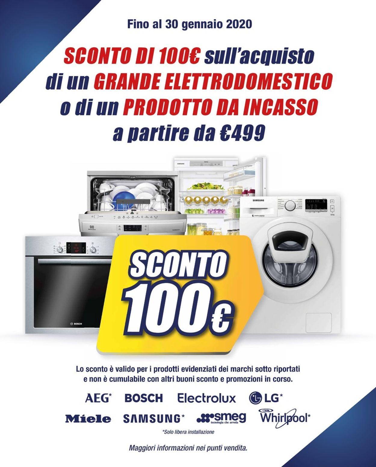 Volantino Trony - Offerte 16/01-30/01/2020