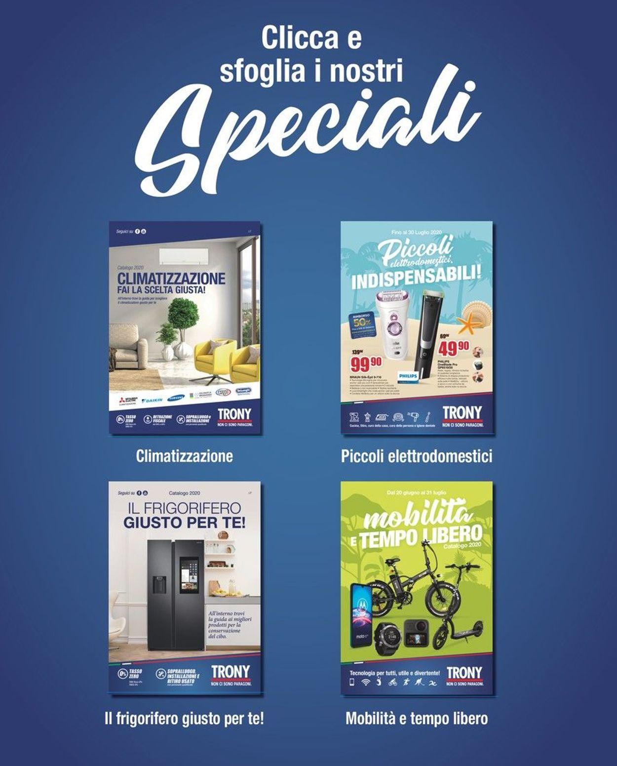 Volantino Trony - Offerte 01/08-02/09/2020 (Pagina 20)