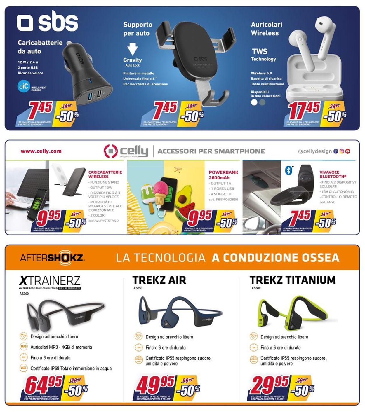 Volantino Trony - Offerte 04/08-19/08/2020 (Pagina 12)
