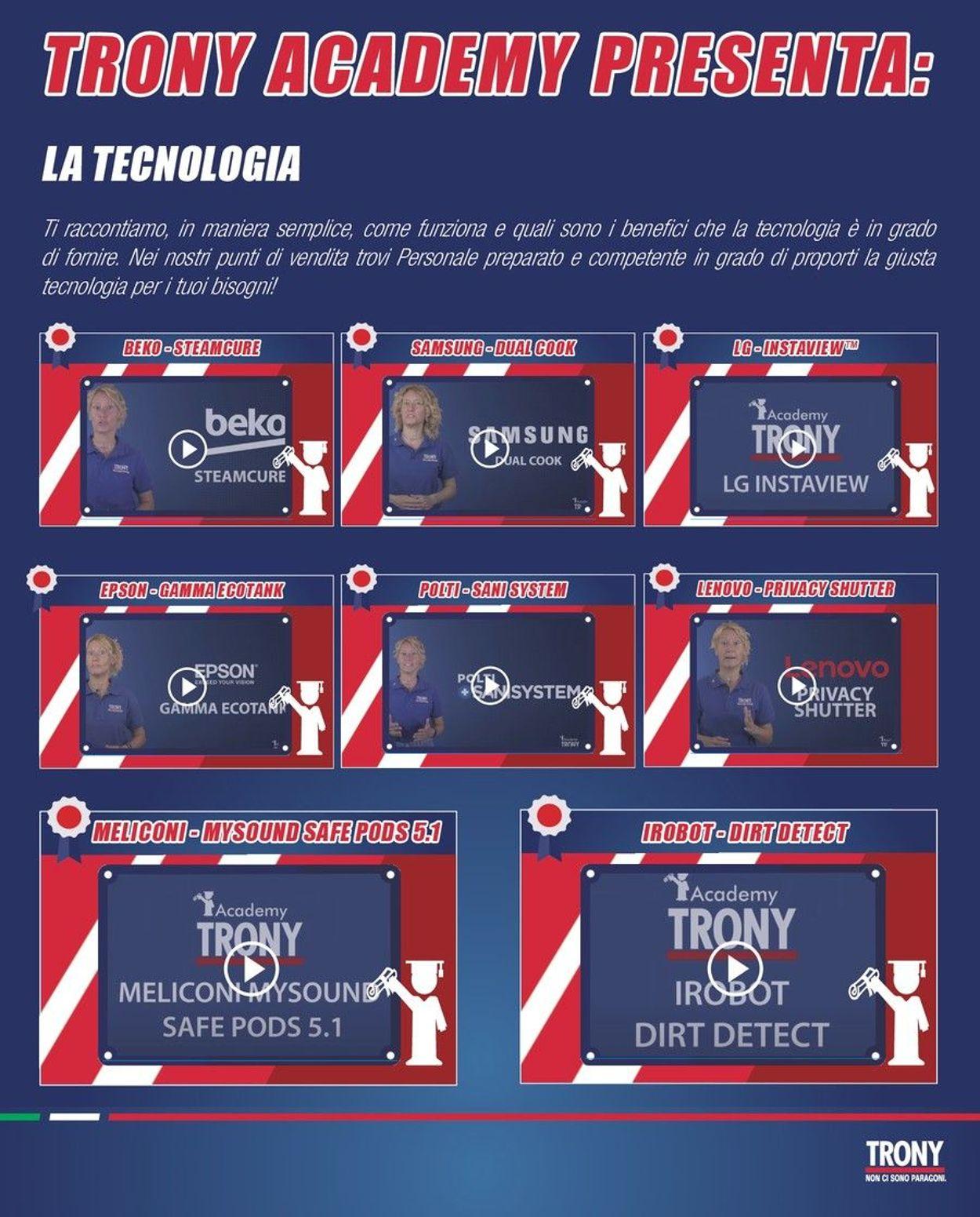 Volantino Trony - Black Days 2021 - Offerte 28/01-10/02/2021 (Pagina 19)