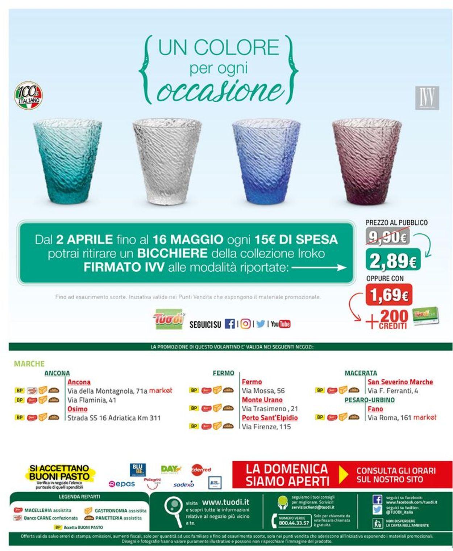 Volantino Tuodi - Offerte 02/04-13/04/2020 (Pagina 12)