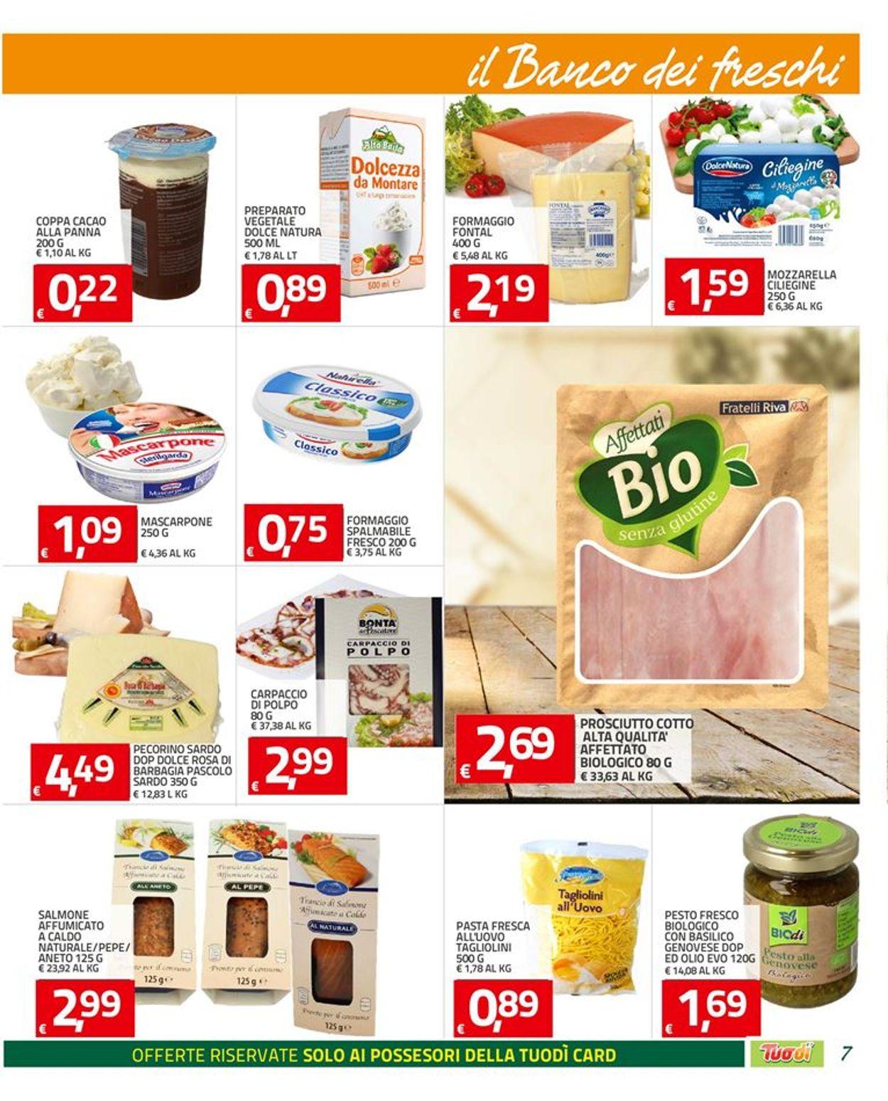 Volantino Tuodi - Offerte 28/05-08/06/2020 (Pagina 7)