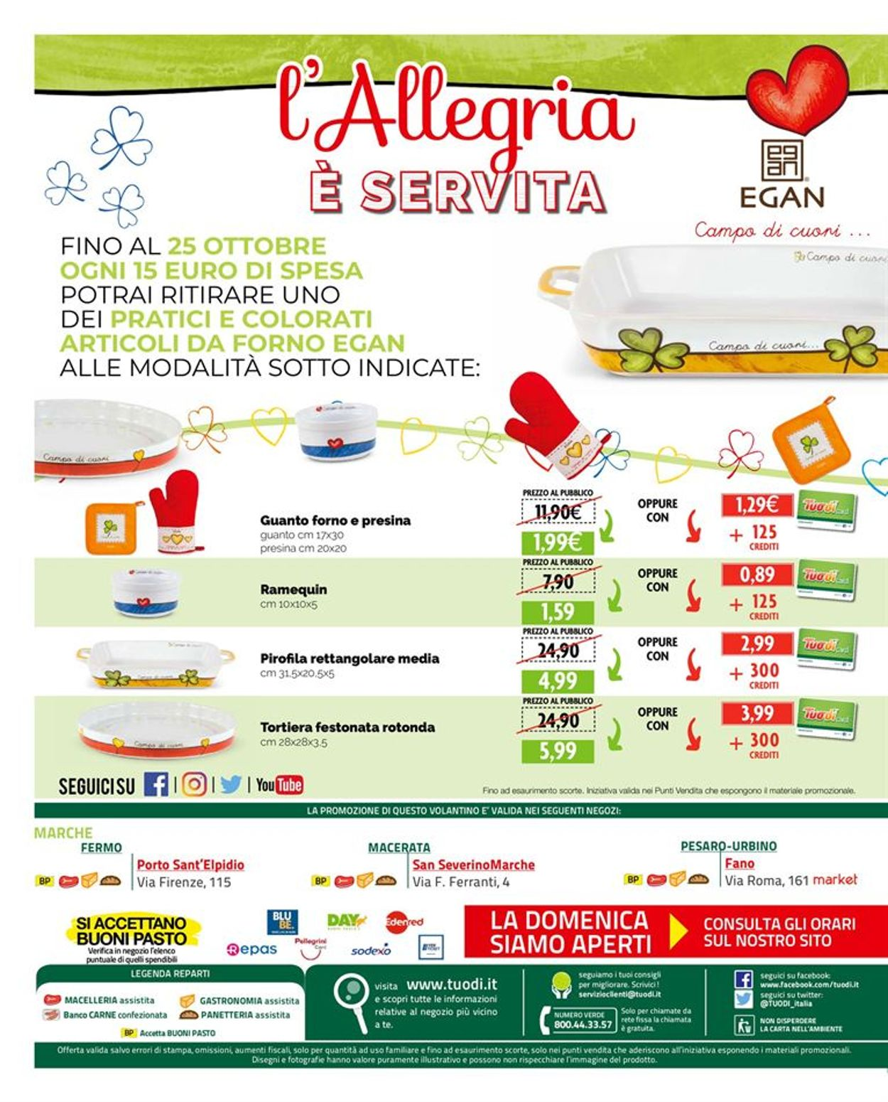 Volantino Tuodi - Offerte 17/09-28/09/2020 (Pagina 12)