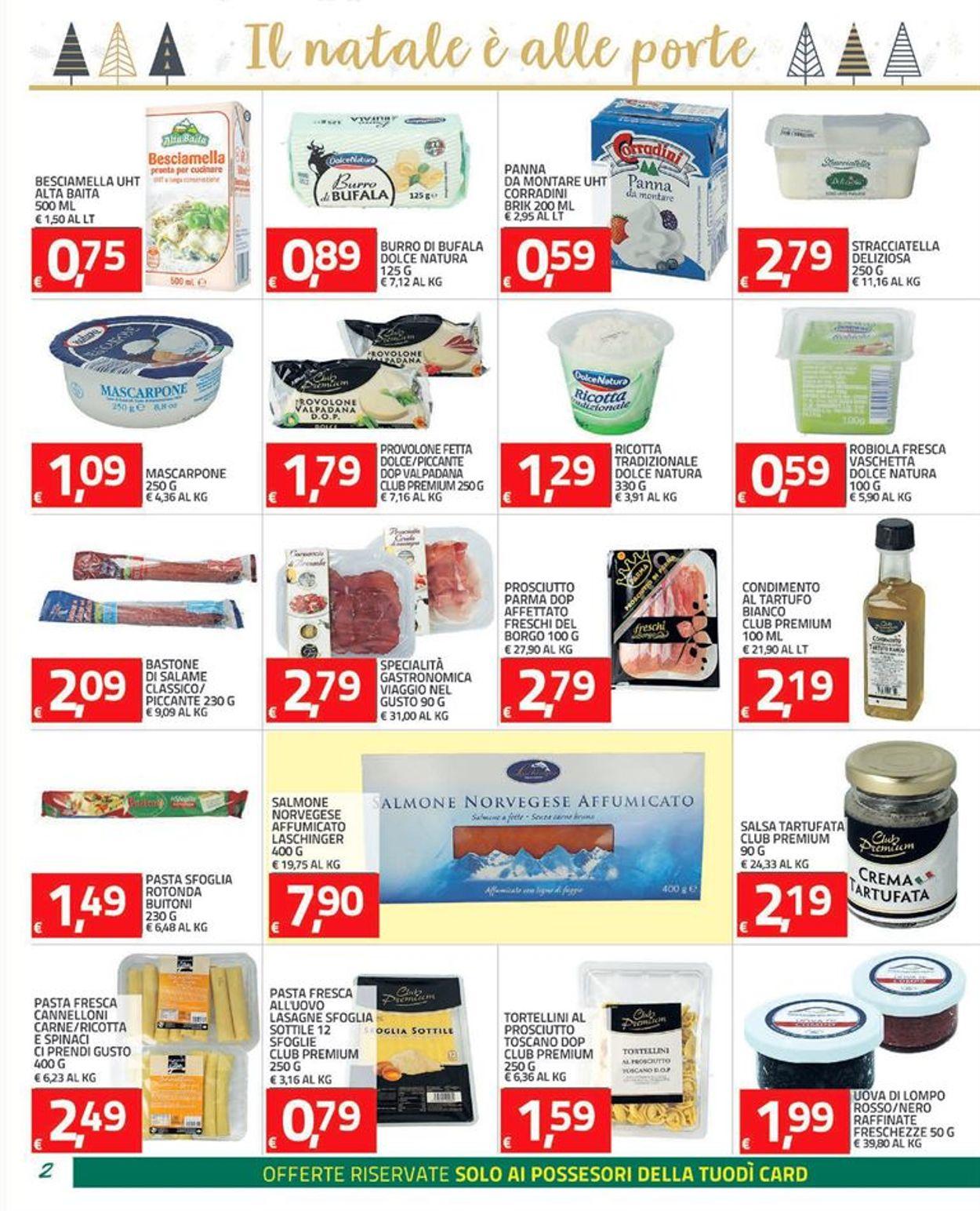 Volantino Tuodi - Black Friday 2020 - Offerte 26/11-07/12/2020 (Pagina 2)