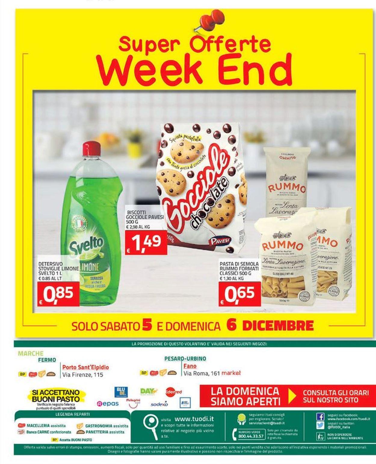Volantino Tuodi - Black Friday 2020 - Offerte 26/11-07/12/2020 (Pagina 12)