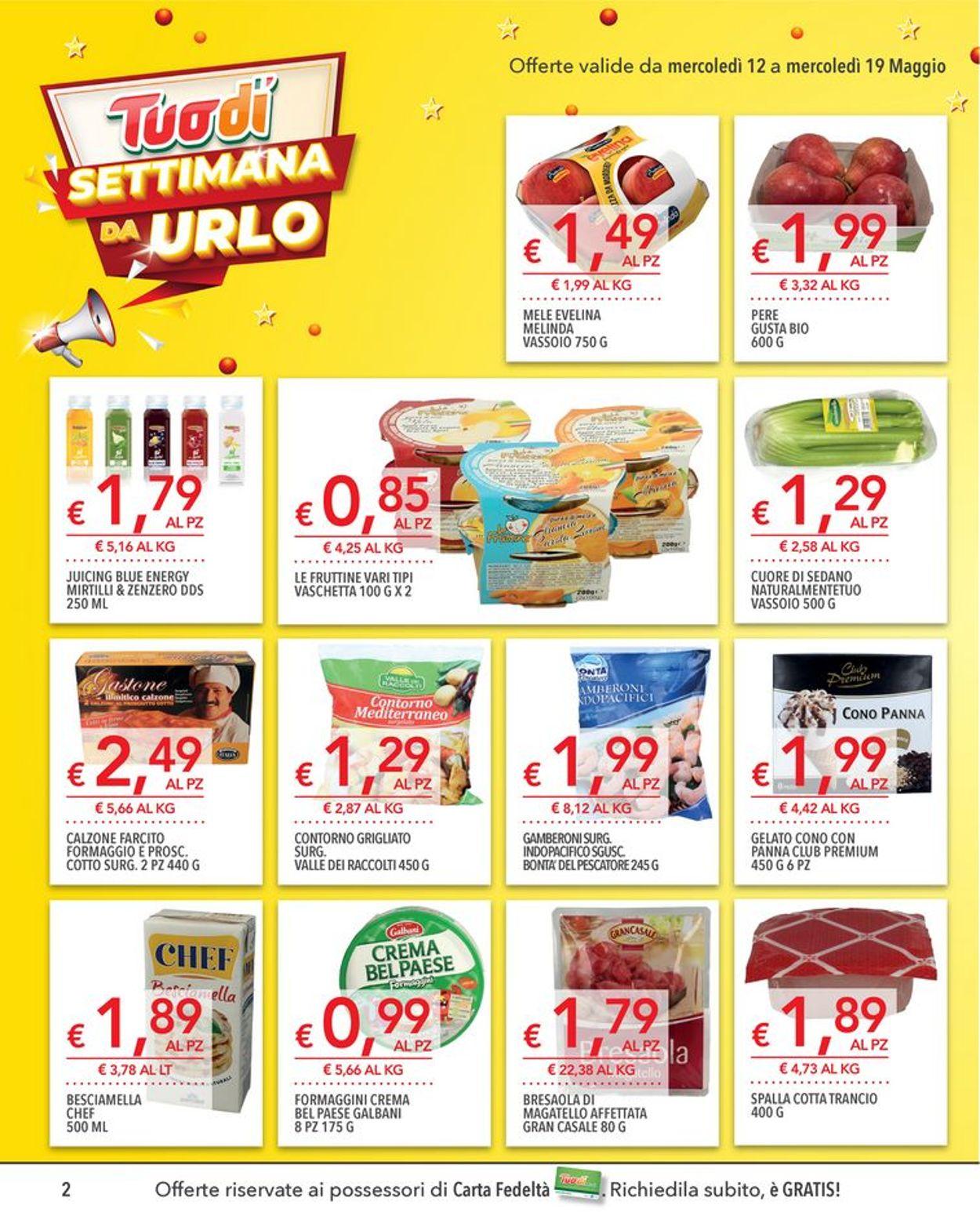Volantino Tuodi - Offerte 12/05-19/05/2021 (Pagina 2)