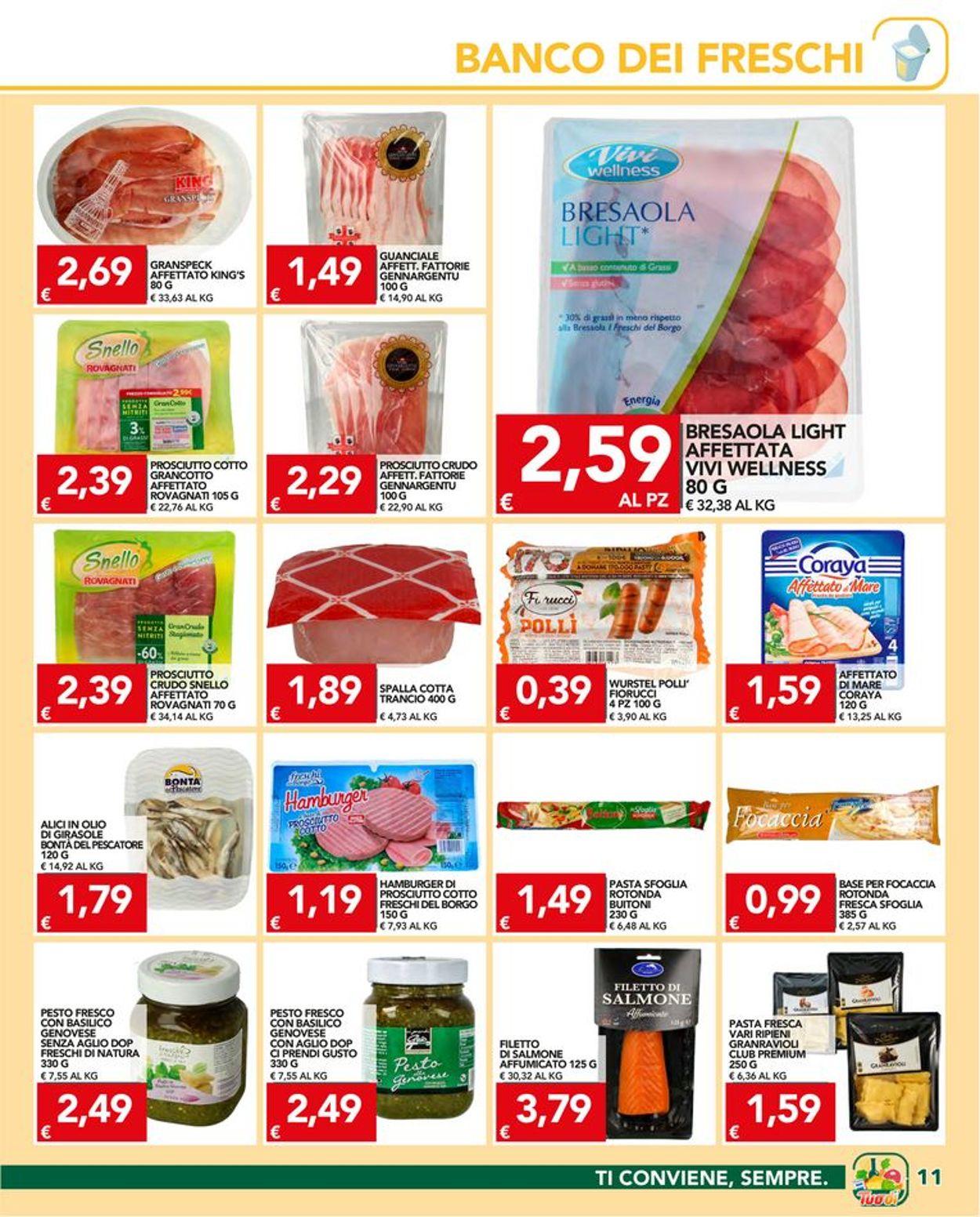 Volantino Tuodi - Offerte 01/07-12/07/2021 (Pagina 11)