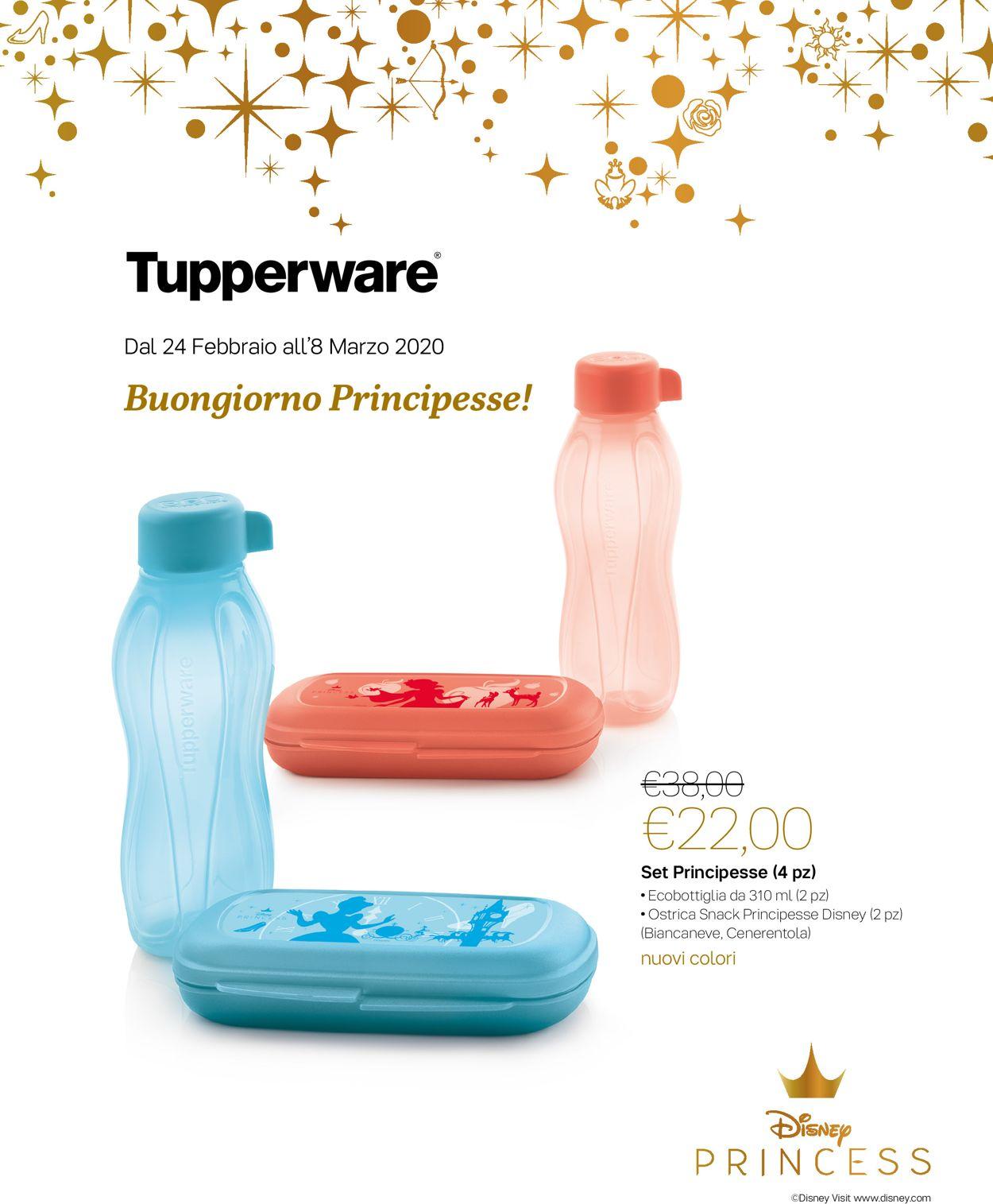 Volantino Tupperware - Offerte 24/02-08/03/2020