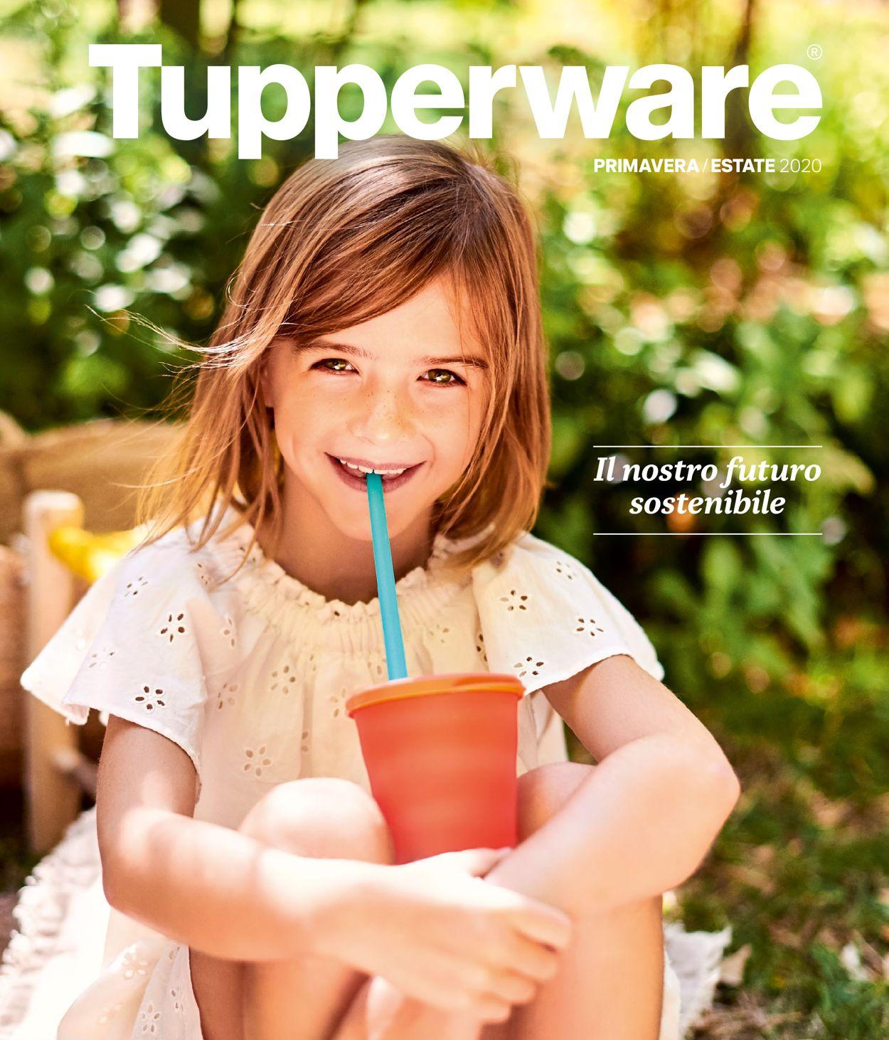Volantino Tupperware - Offerte 01/04-31/08/2020