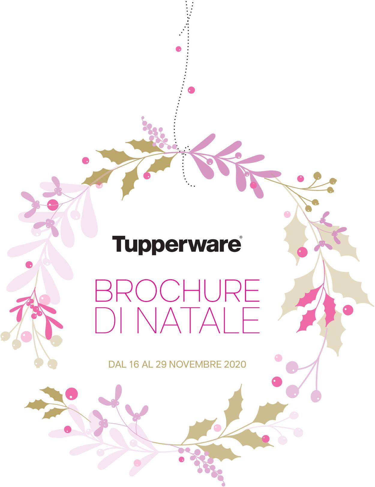 Volantino Tupperware - Offerte 16/11-29/11/2020