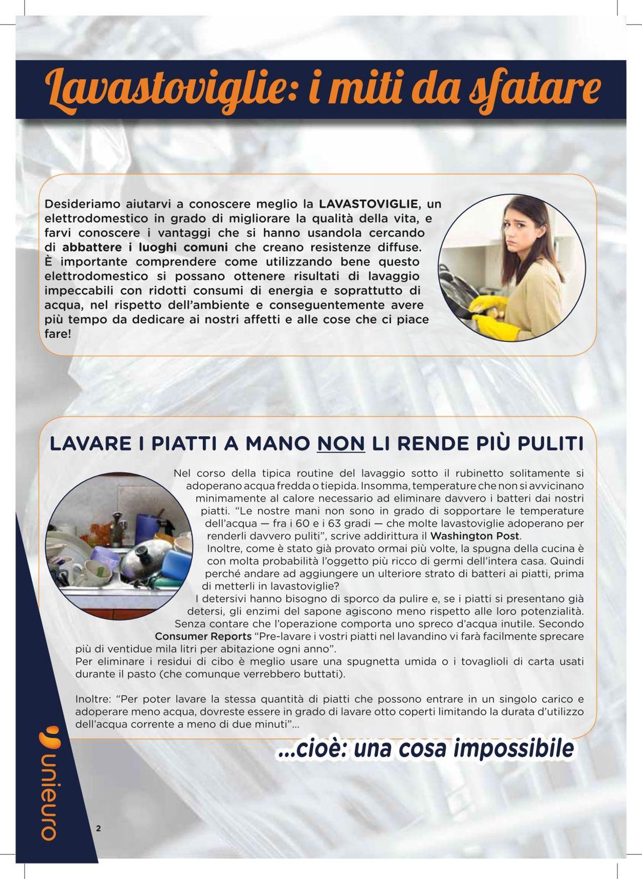 Volantino Unieuro - Offerte 02/05-30/05/2019 (Pagina 2)