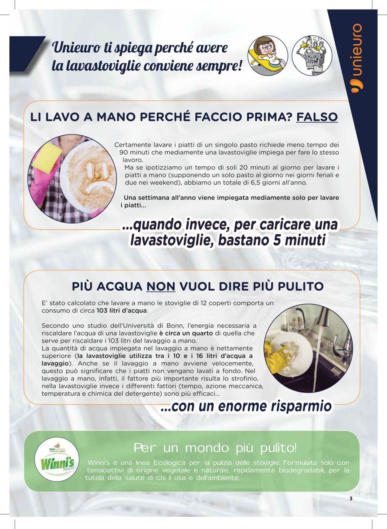 Volantino Unieuro - Offerte 02/05-30/05/2019 (Pagina 3)