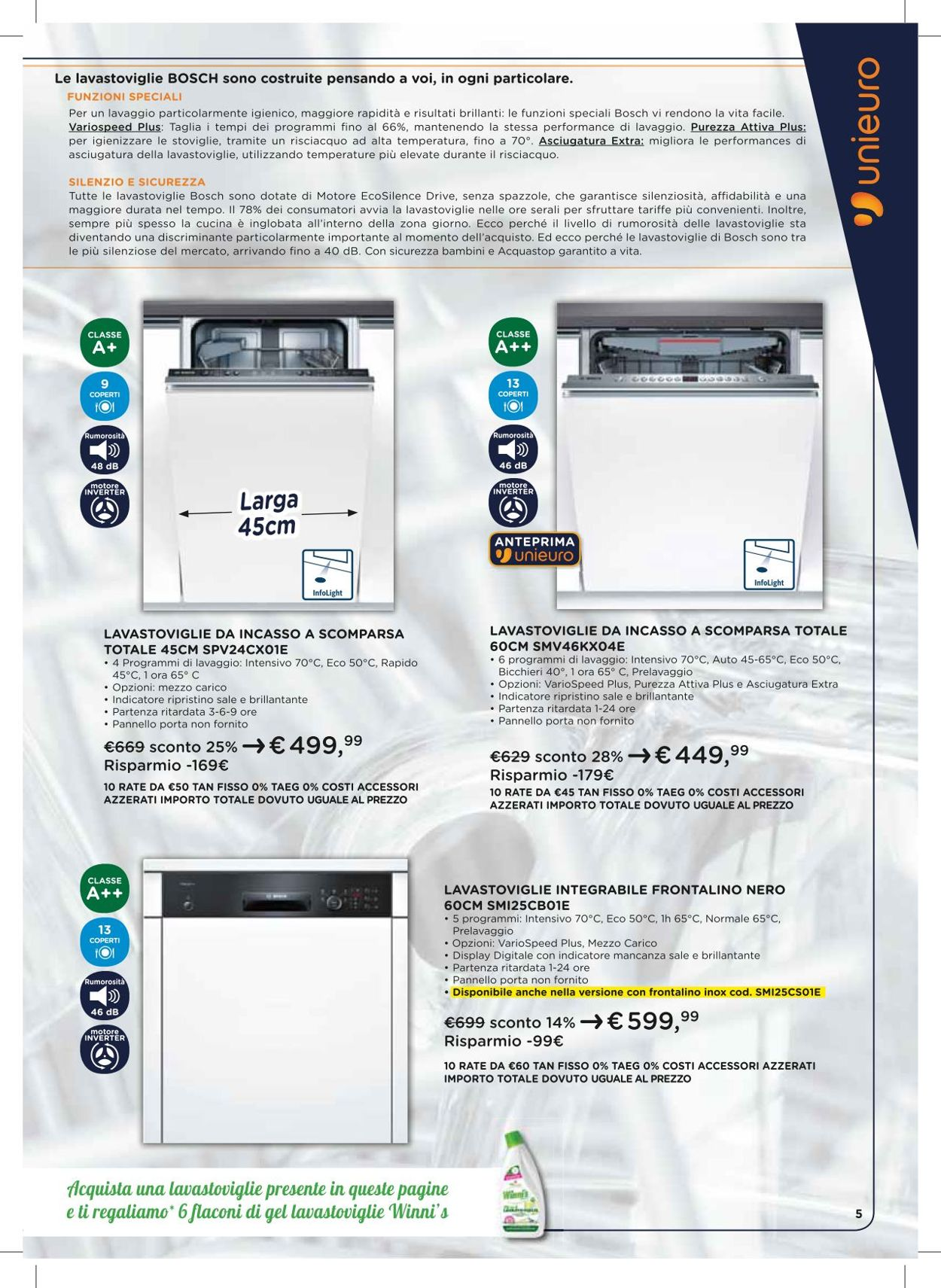 Volantino Unieuro - Offerte 02/05-30/05/2019 (Pagina 5)