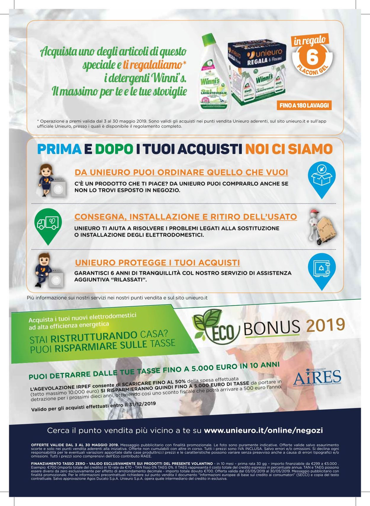 Volantino Unieuro - Offerte 02/05-30/05/2019 (Pagina 12)