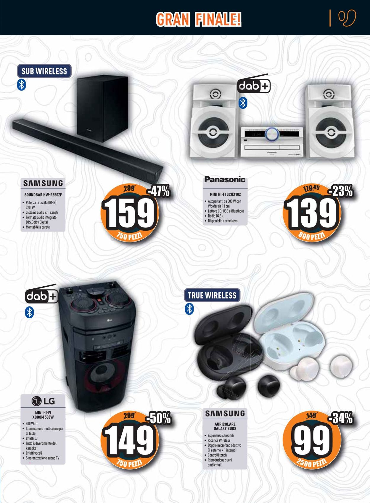 Volantino Unieuro - Offerte 04/07-08/07/2020 (Pagina 3)