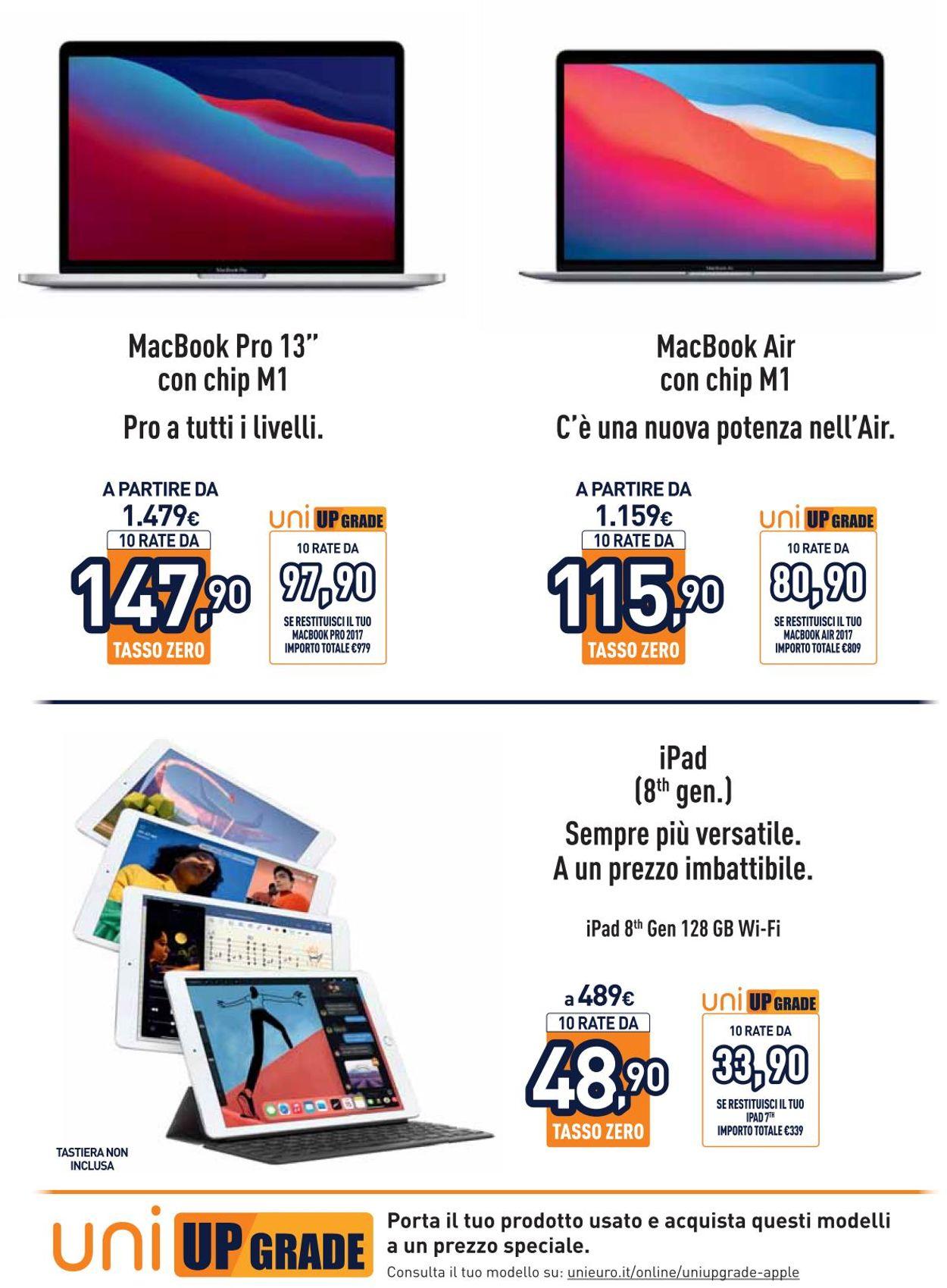 Volantino Unieuro - Black Friday 2020 - Offerte 27/11-03/12/2020 (Pagina 24)