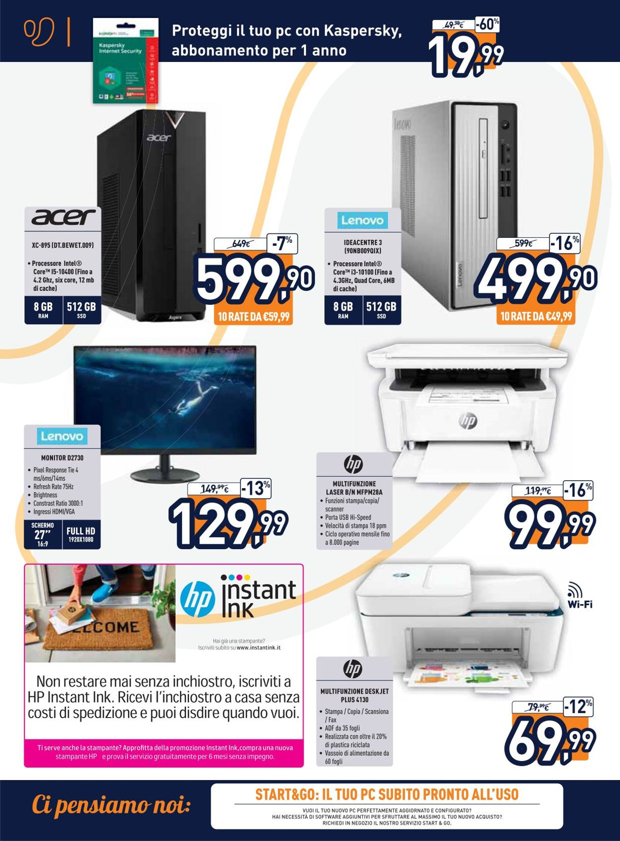 Volantino Unieuro - Offerte 12/04-25/04/2021 (Pagina 10)