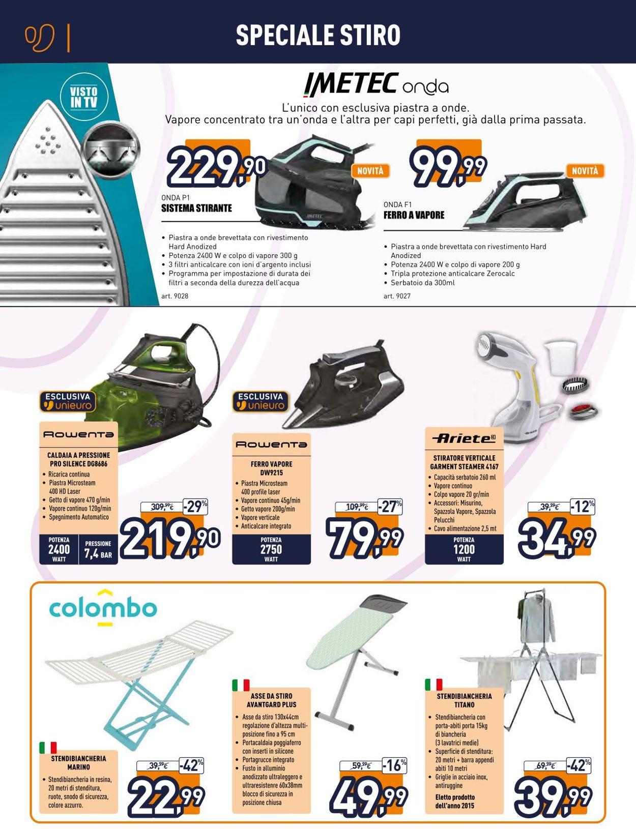 Volantino Unieuro - Offerte 26/04-09/05/2021 (Pagina 6)