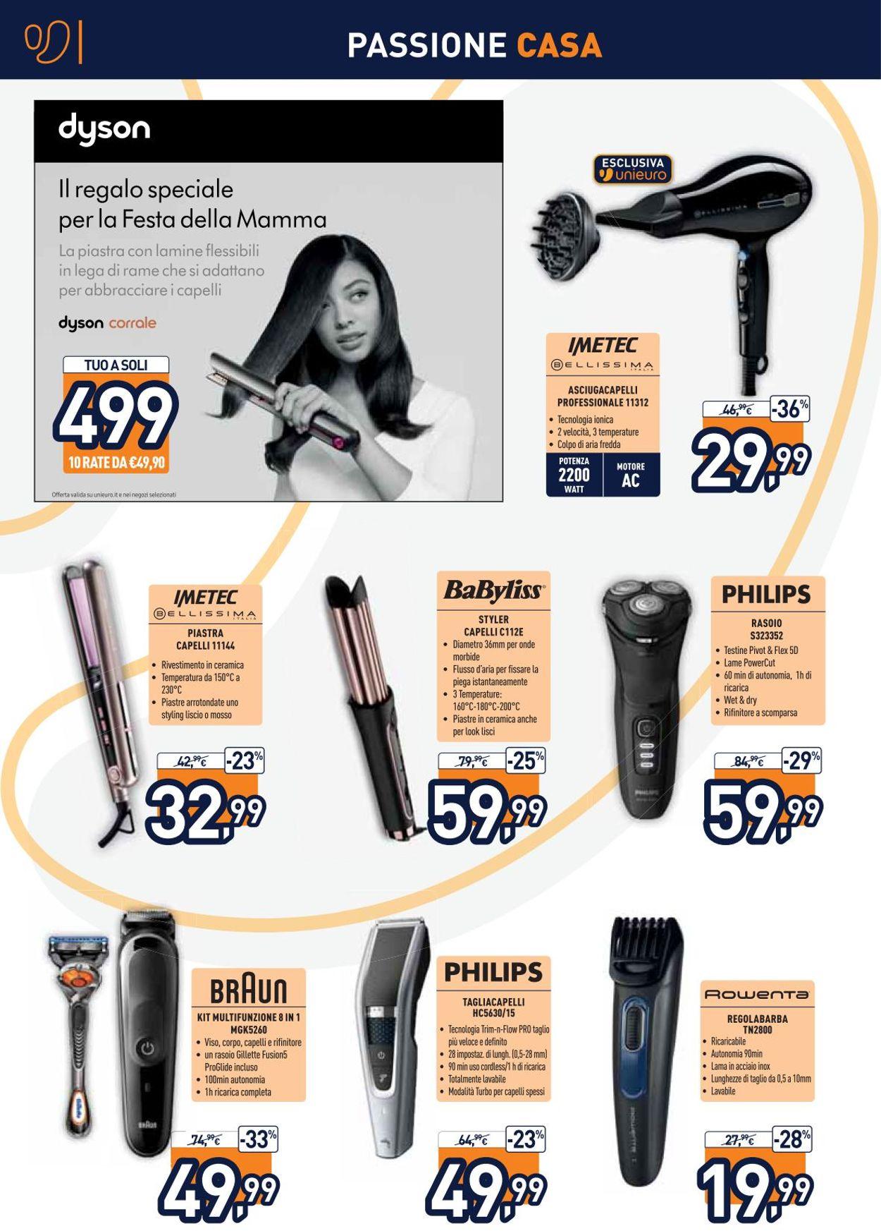 Volantino Unieuro - Offerte 03/05-20/05/2021 (Pagina 14)