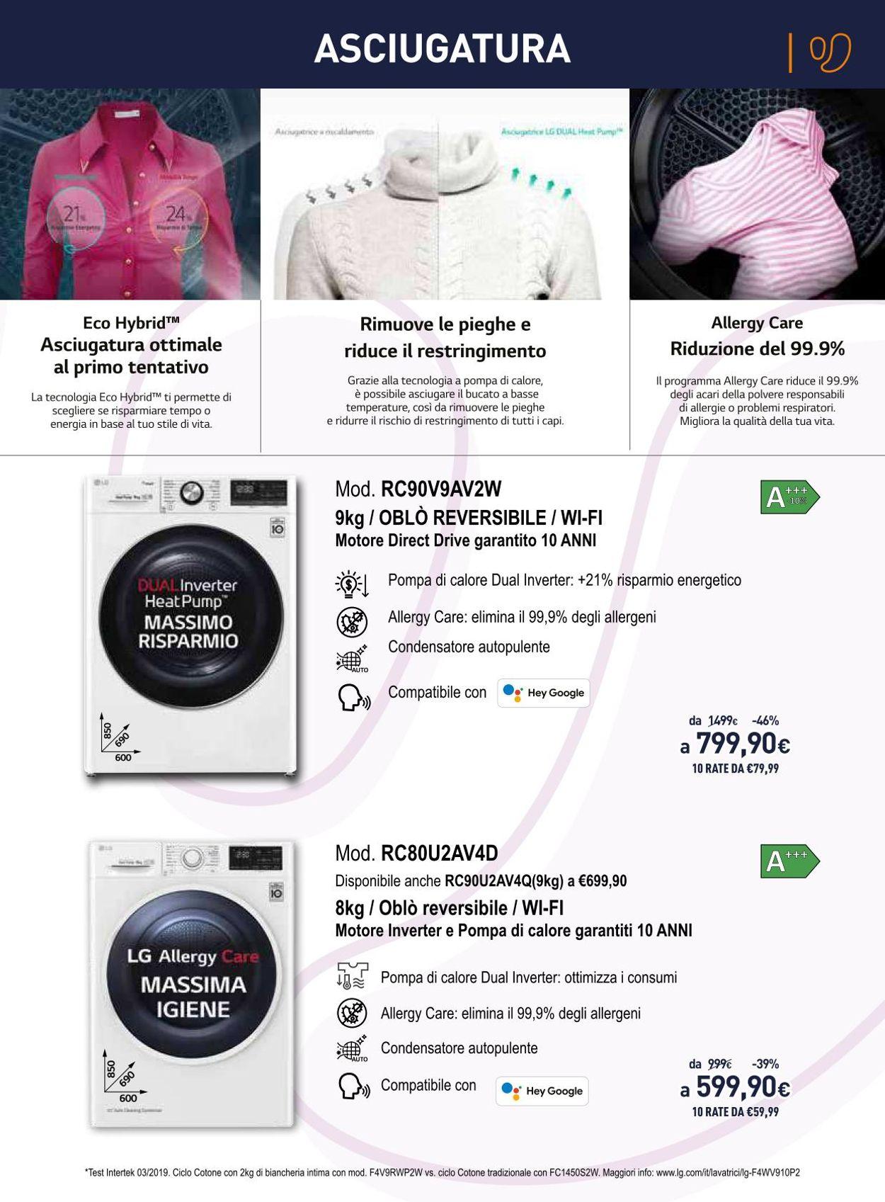 Volantino Unieuro - Offerte 03/06-29/06/2021 (Pagina 3)
