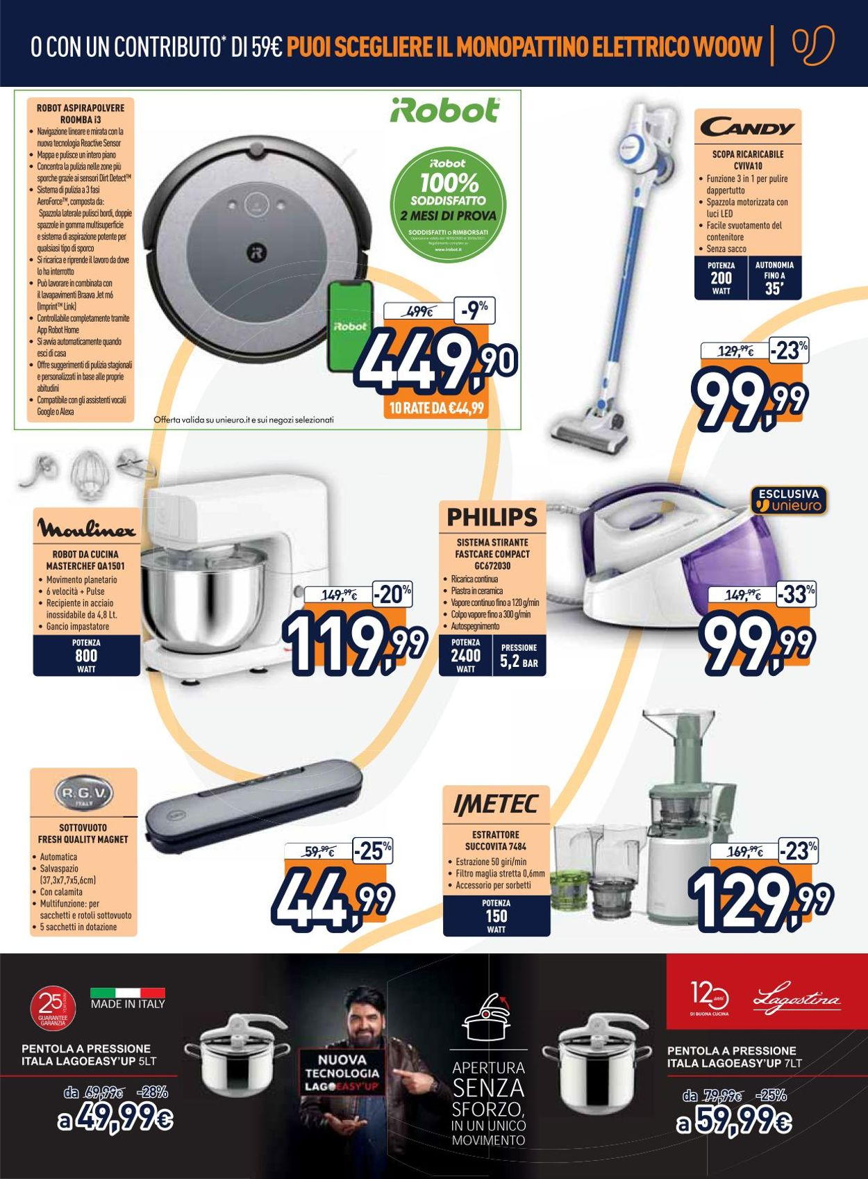 Volantino Unieuro - Offerte 11/06-24/06/2021 (Pagina 17)