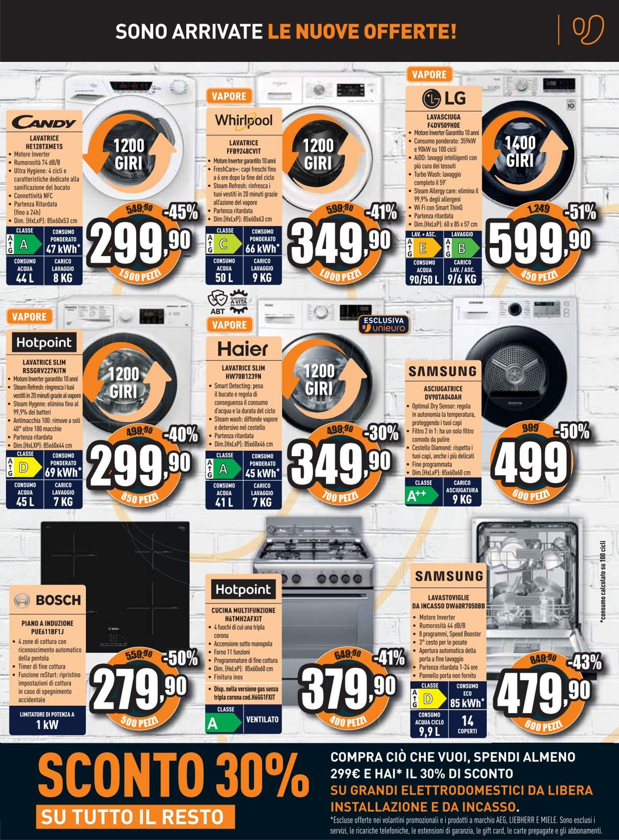 Volantino Unieuro - Offerte 02/07-11/07/2021 (Pagina 17)