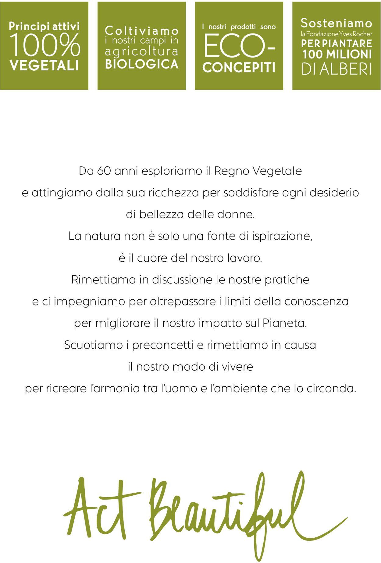 Volantino Yves Rocher - Offerte 22/05-11/06/2019 (Pagina 2)