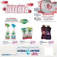 Acqua & Sapone San Valentino