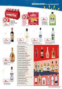 Volantino per Capodanno - Auchan