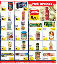Carrefour - Volantino per Capodanno