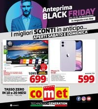 Comet - Black Friday 2020