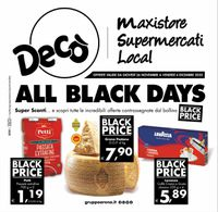 Deco - Black Friday 2020