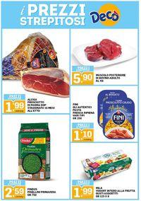 Deco Supermercati - Natale 2020