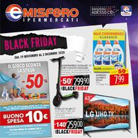 Emisfero - Black Friday 2020