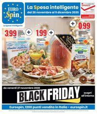 EURO Spin - Black Friday 2020