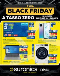 Euronics - BLACK FRIDAY 2020