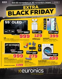 Euronics Black Friday 2020