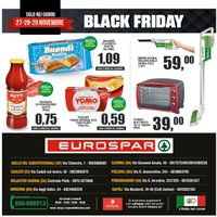 Eurospar - Black Friday 2020