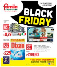 Famila -  Black Friday 2020