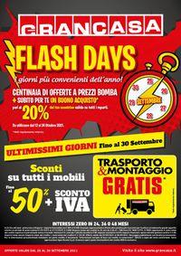 Grancasa - FLASH DAYS ⚡
