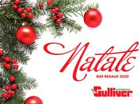 Gulliver Natale 2020