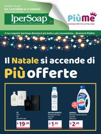IperSoap - Natale 2020