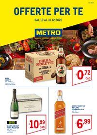 Metro - Natale 2020
